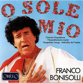 Franco Bonisolli - Bonisolli: Neapolitan Songs Vol.1 [CD] USA import
