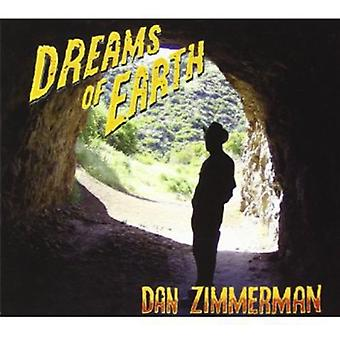Dan Zimmerman - drømme af jorden [CD] USA import