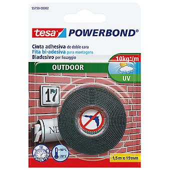 Tesa Powerbond Outdoor Double-Sided Self-Adhesive Mounting Tape