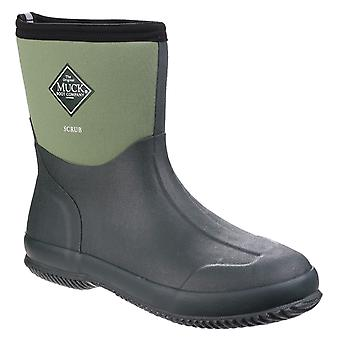 Muck Boots Scrub Boot Lawn and Garden Boot