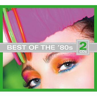 Forskellige kunstner - bedste af 80s [CD] USA importerer