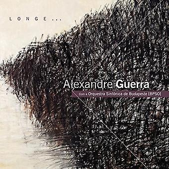 Alexandre Guerra - daleki... [CD] USA import