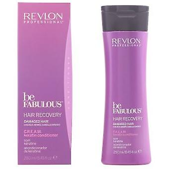 Revlon Be Fabulous Hair Recovery Cream Conditioner 250 ml (Hair care , Hair conditioners)