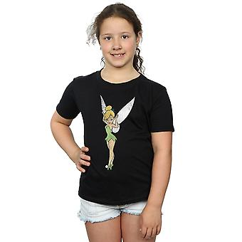 Disney Girls Peter Pan Classic Tinkerbell T-Shirt