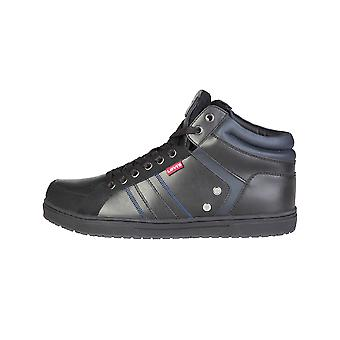 Levis Sneakers Men Black