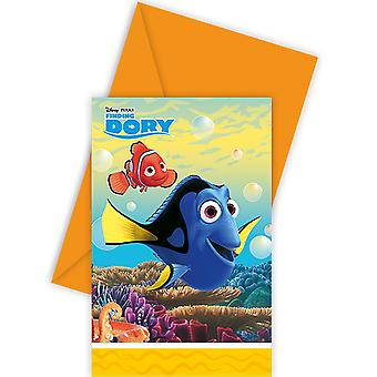 Finding Dory Paper Invitations And Envelopes