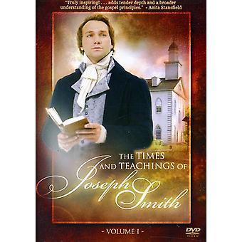 Gange & lærdomme af Joseph Smith [DVD] USA import
