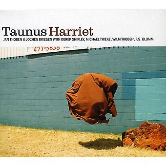 Taunus - Harriet [CD] USA importerer