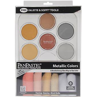 Panpastel Metallics Kit 30077