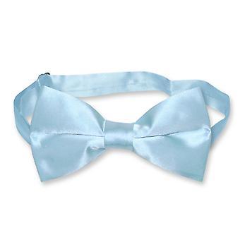 BIAGIO 100% SILK BOWTIE Solid Men's Bow Tie for Tuxedo or Suit