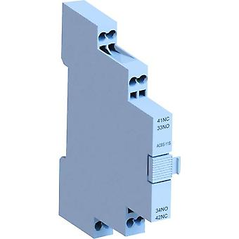 Auxiliary switch 10 A 2 makers WEG