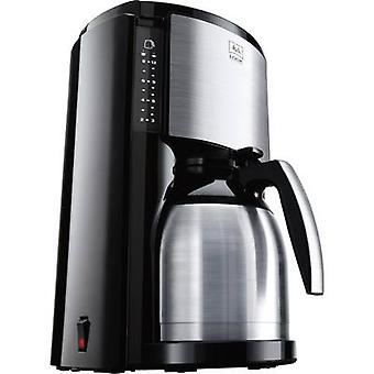 Coffee maker Melitta LOOK Therm Selection Black Cup volume=10 Thermal jug