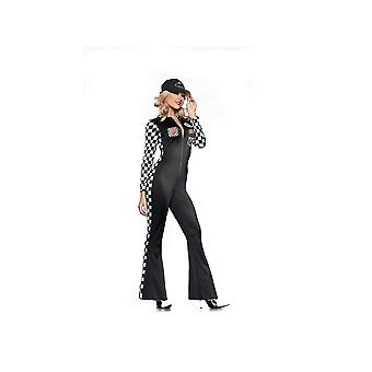 Be Wicked BW839 2-Piece set Sexy Racer Costume