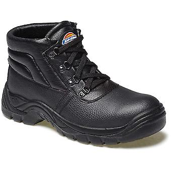 Dickies Mens Workwear Redland Super Safety Boot Black FA23330B