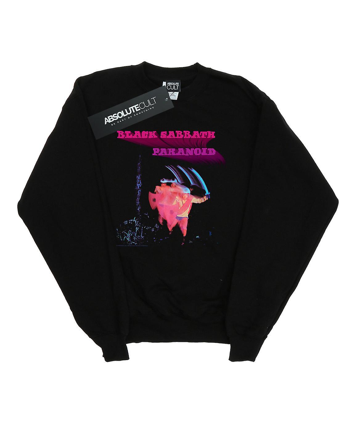 Black Sabbath Men's Paranoid Album Cover Sweatshirt
