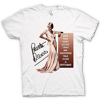 T-shirt - Bette Davis - film - icona leggenda