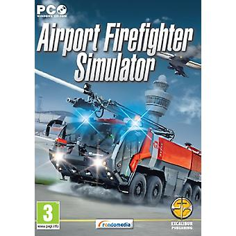 Airport Fire Fighter Simulator (PC CD) - Werksgedichtet