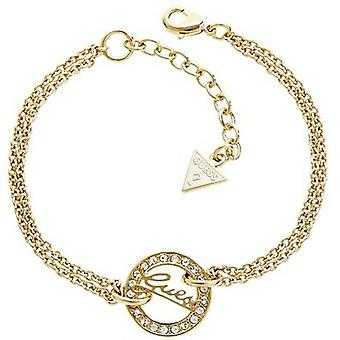 Guess ladies bracelet stainless steel gold UBB21502-S