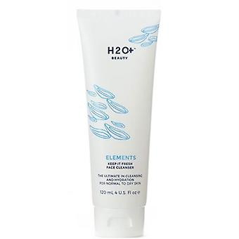 H2O Plus Infinity+ Keep It Fresh Face Cleanser Normal / Dry Skin 4oz / 120ml