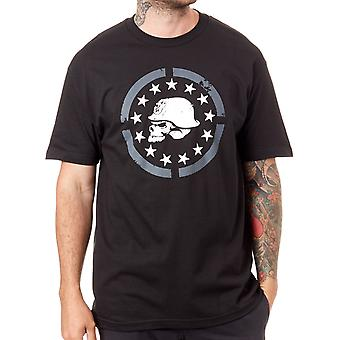 Metal Mulisha Black Rebellion T-Shirt