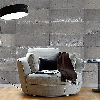 Behang - stenen droom