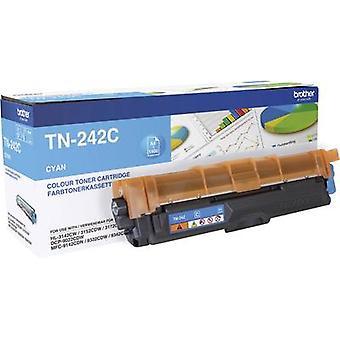 Brother Toner Kartusche TN - 242C TN242C Original Cyan 1400 Seiten