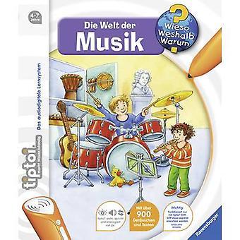 Ravensburger tiptoi ® the music world