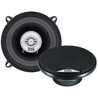 Mac Audio Edition 132 2 way coaxial flush mount speaker kit 180 W