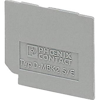 Coperchio D-MBK terminale 2.5/E D-MBK 2,5/E Phoenix Contact contenuto: 1/PC