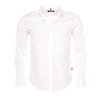 Long sleeves shirt White 8363 Carisma Man