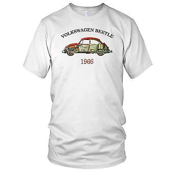 VW Beetle Cutaway automobile classica Mens T-Shirt
