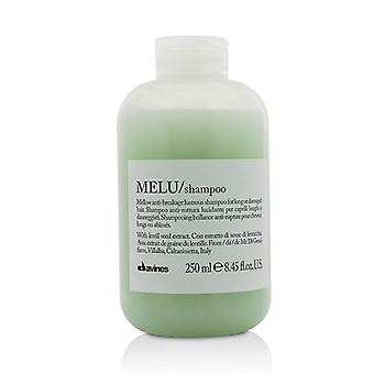 Davines Melu Shampoo Mellow Anti-Breakage Lustrous Shampoo (For Long or Damaged Hair) - 250ml/8.45oz