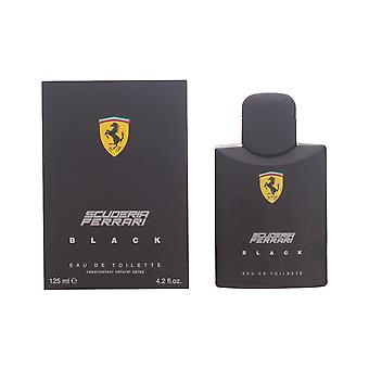 Ferrari Scuderia Ferrari Black Eau De Toilette Vapo 125ml Mens New Perfume Spray