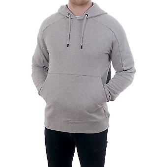 J Lindeberg Throw Hood Ring Looped Sweat With Logo On The Back
