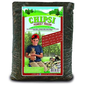 Chipsi Mezcla de cortezas Chipsi Forest Fresh - 30L