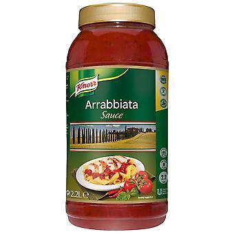 Knorr pikanten Arrabbiata Sauce