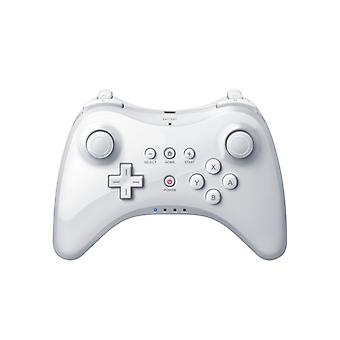 White Pro control for Nintendo Wii U