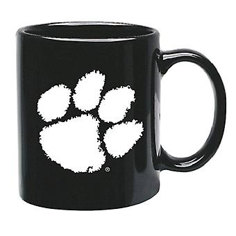 Clemson Tigers NCAA Black Ceramic Coffee Mug