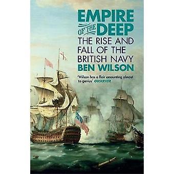 Império das profundezas por Ben Wilson - livro 9780753829202