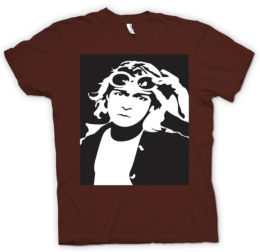 Mens T-shirt - Kurt Kobain Pop Art