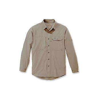 Carhartt men's long sleeve shirt force extreme fishing long-sleeve