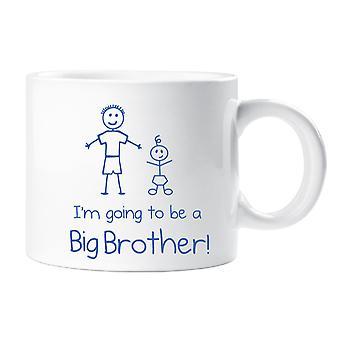 Béat, je vais être une grande tasse de frère