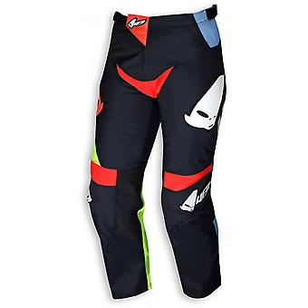 UFO Black-Red-Yellow-Blue 2018 Hydra Kids MX Pant