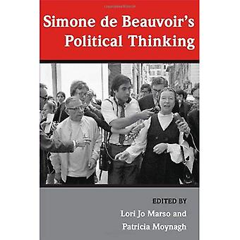 Pensiero politico di Simone De Beauvoir