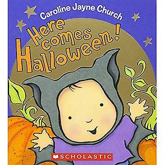 Hier komt Halloween!