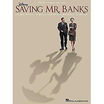 Sherman spara Mr banker Music från Motion Picture Soundtrack Pvg Bk (musik från filmen)