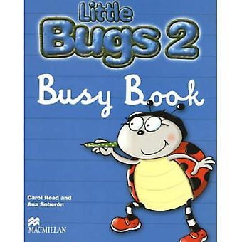 Wenig Bugs 2 beschäftigt Buch (Bugs International)