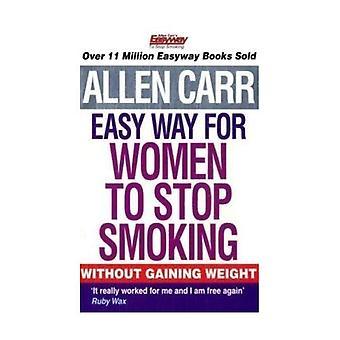 De Easyway voor vrouwen om te stoppen met roken