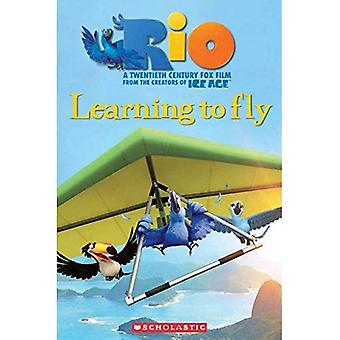 Rio: Learning to fly (Popcorn Readers)