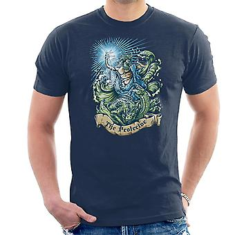 Poseidon The Protector Men's T-Shirt